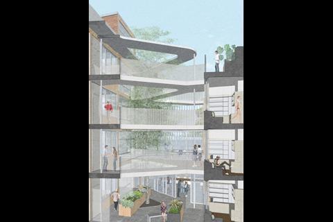 Architype's Bedü proposal